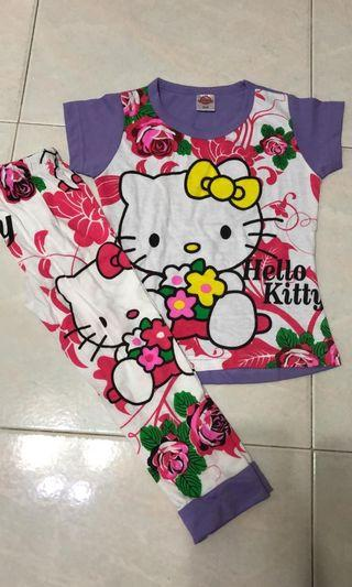 67f5c8e1d hello kitty pyjamas | Babies & Kids | Carousell Singapore