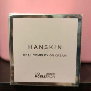 🚚 Hanskin Real Complexion Cream