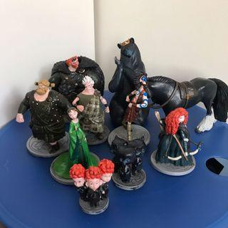 disney brave toys figures