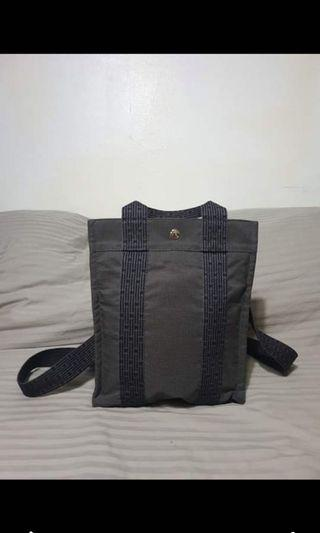 Authentic Hermes backpack