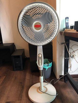WTS EuropAce Standing Fan