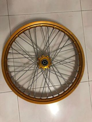Rim Alloy Pnp x1r and 125z