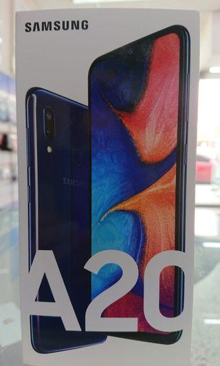 🚚 Samsung 手機A20