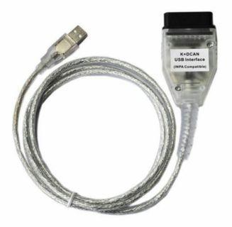 BMW INPA ECU diagnostic cable