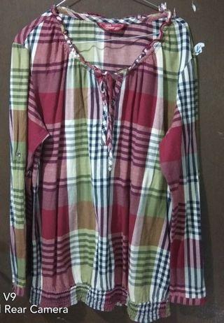 Triset ladies top blouse