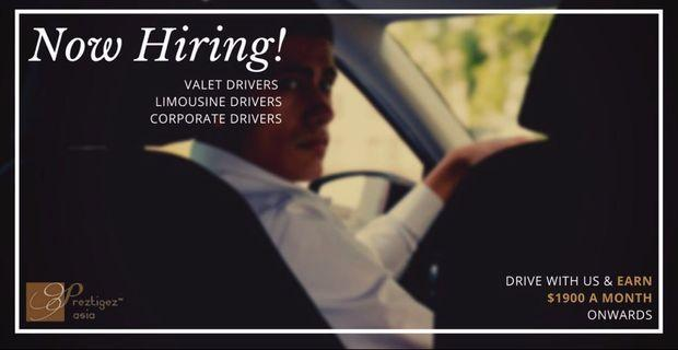 Event Driver Part or Full time