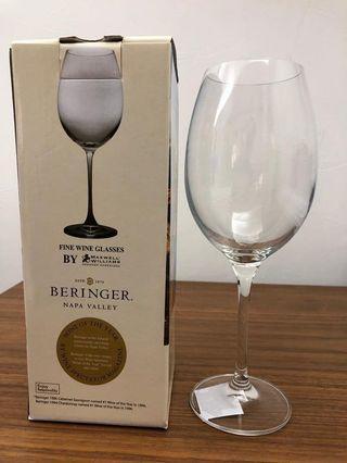 玻璃酒杯 一套4⃣️件 Wine Glass