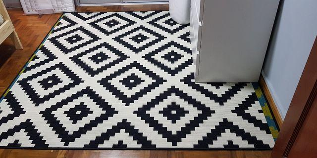 IKEA Lappljung Ruta Rug / Carpet
