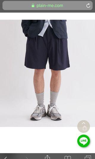 pm西裝短褲