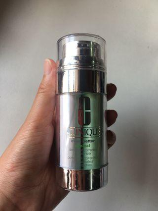 Clinique dark spot corrector & optimizer
