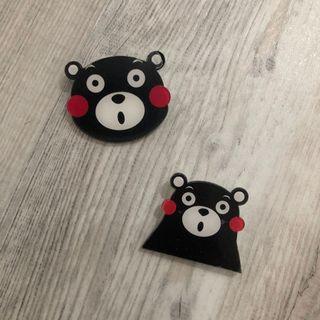 Kumamon Acrylic Pin Badge Brooch ‼️5 FREE 1‼️