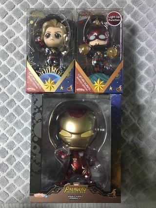 Iron Man Mark L / Captain Marvel