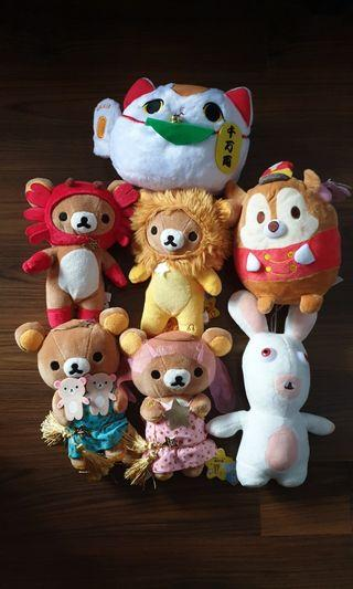 🚚 Disney Soft Toy