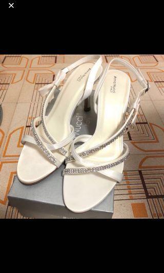Anna Nucci Bridal Shoe