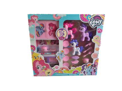 My Little Pony Kitchen Set With Light and Sound