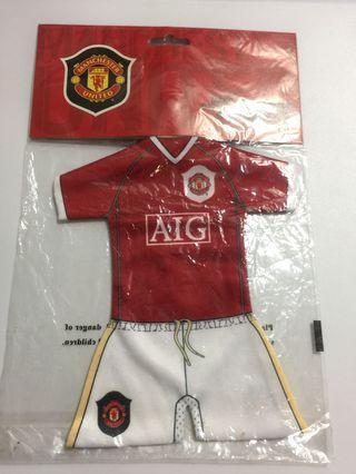曼聯迷利球衫 Manchester United mini kit
