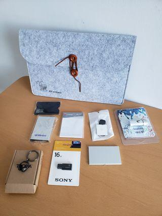 Corporate stationary set