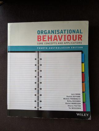 🚚 Organisational Behaviour Core Concepts and Applications [Murdoch Uni]