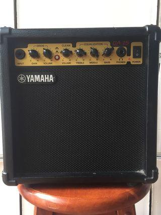 🚚 Yamaha guitar Amplifier