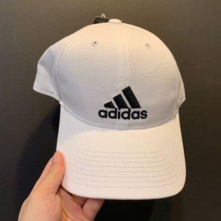 256e43f8d2cb66 adidas cap white | Caps & Hats | Carousell Singapore