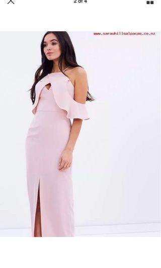 Formal dress pink