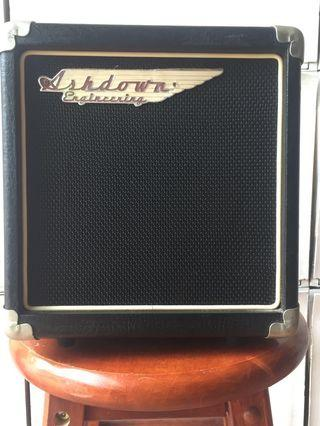 🚚 Guitar Amplifier Ashdown