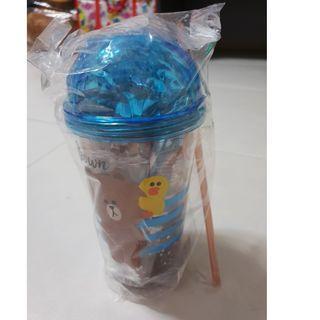 Limited editon: Line Tumbler (Thailand) - BLUE