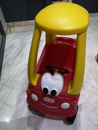 Authentic Little Tikes Car