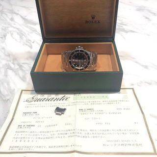 Rolex Submariner 14060 Box and Papers
