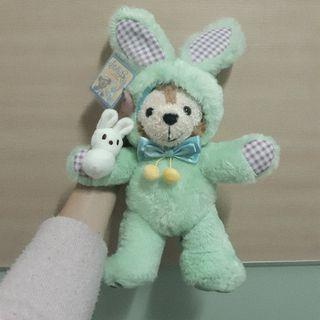 全新 達菲熊 達菲 兔寶寶 造型娃娃 絨毛娃娃