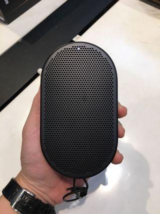 B&O P2 Speaker