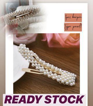 READY STOCK HAIR PIN KEKINIAN  / korean hair pin / jepit rambut kekinian