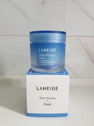 Laneige Water Sleeping Mask 睡眠面膜 70ml 全新未用過