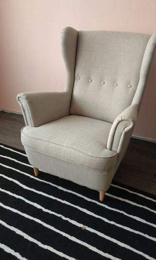 Ikea wingchair