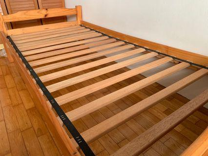 🚚 Ikea Single Bed Frame