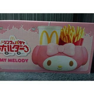 McDonald My Melody Holder - Limited Edition