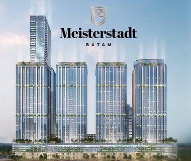 Apartment Meisterstadt Pollux Habibie International - Batam