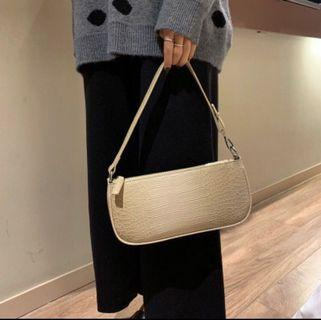 Snakeskin handbag brand new