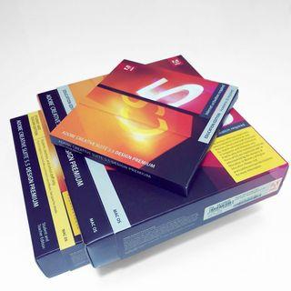 Adobe CS5.5 Design Premium - Mac Version