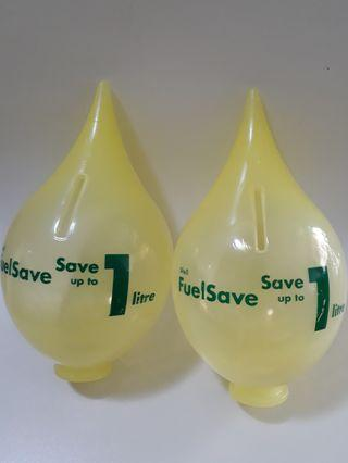 2@$2 Shell~Fuel Save Coin Slot/Coin Bank