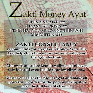 MONEY AYAT