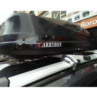 CARRYBOY Roof Box with Key and Roof Rack