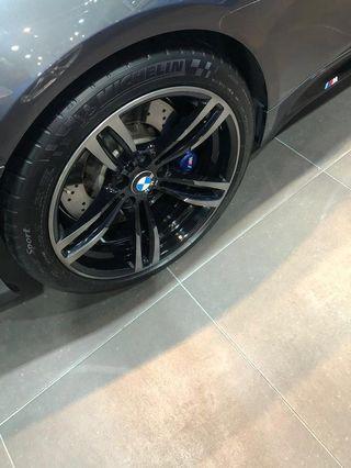 Original BMW M4 Sport Rims