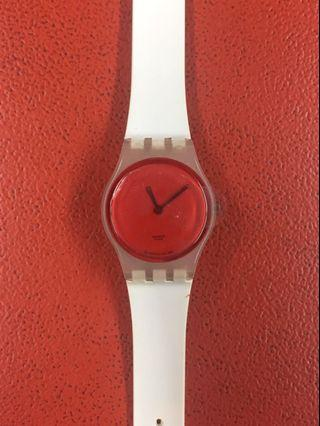 SWATCH ORIGINAL LW129 / RAINBOW
