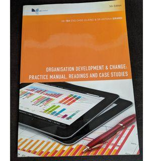 🚚 Organisation Development & Change: Practice Manual, Readings and Case Studeis