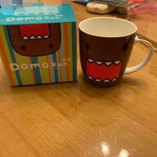 Domo kun cup 多摩玻璃杯