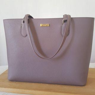 Authentic Kate Spade laptop tote bag