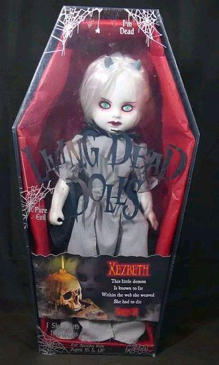 Living Dead Dolls LDD Xezbeth 活死人娃娃