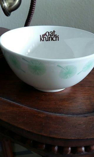 Munchy's Oat Krunch Round Bowl #SnapEndGame