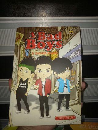 Novel 3 Bad Boys